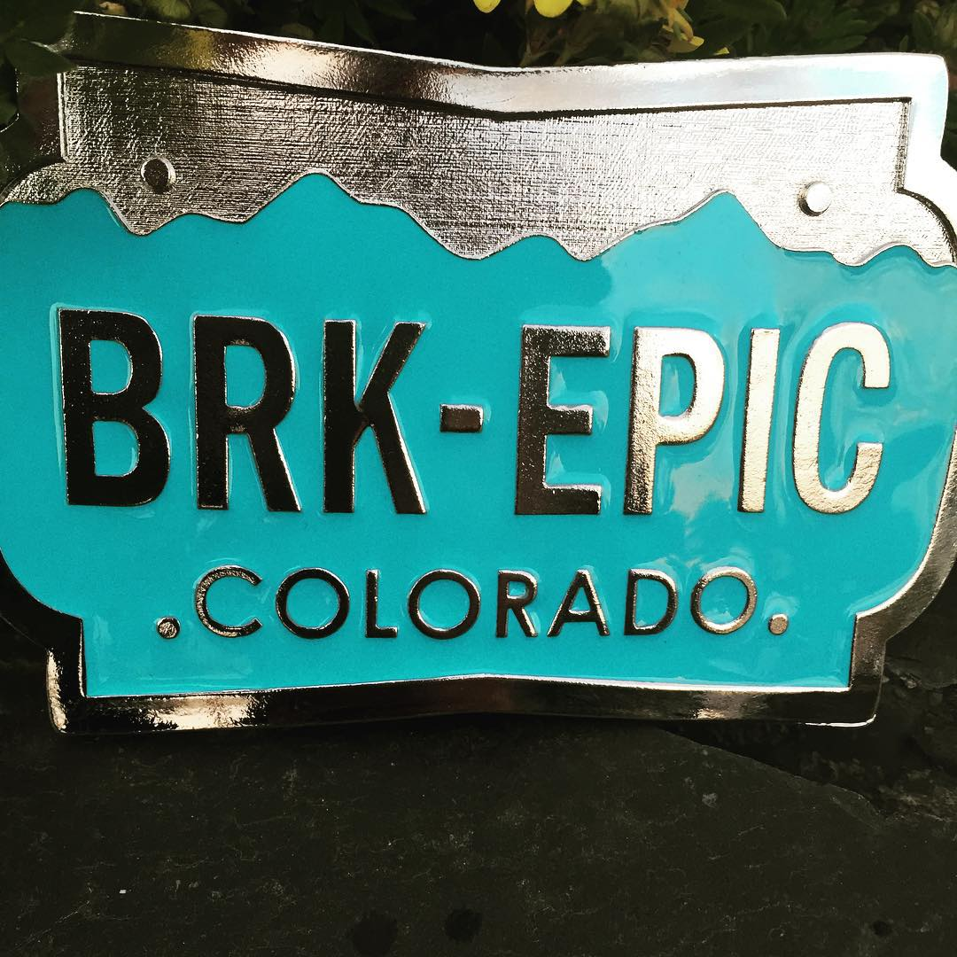 BRECK EPIC 2015 FINISH